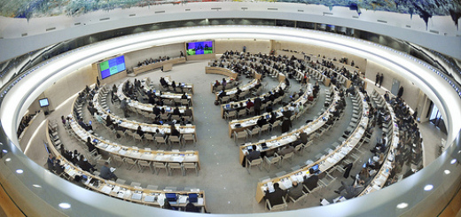 16th Session of Human Rights Council, Geneva